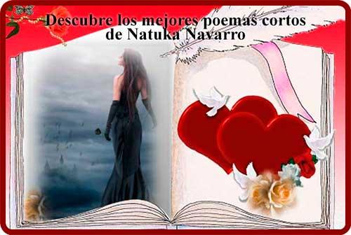 poemas cortos de Natuka Navarro