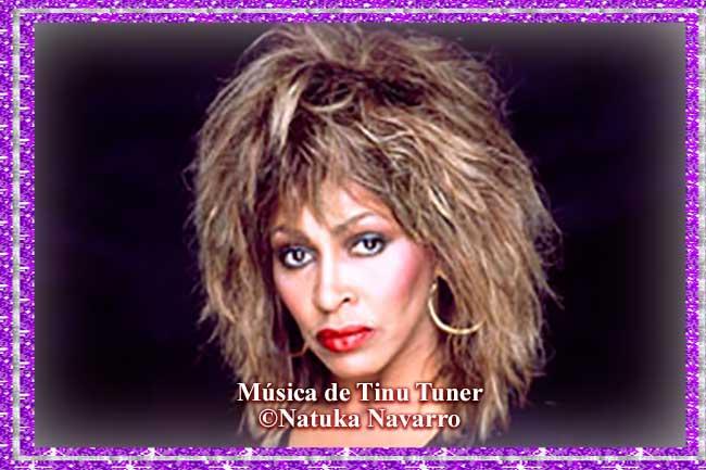 Música de Tina Tuner