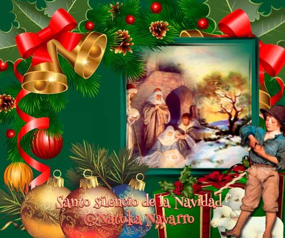 Santo silencio de la Navidad