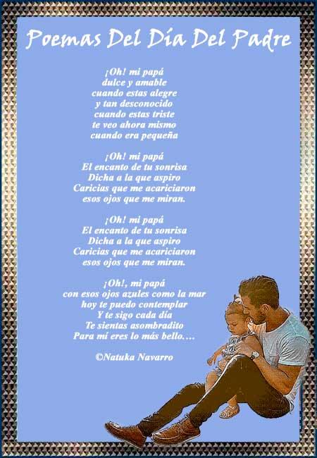 Poemas Del Día Del Padre