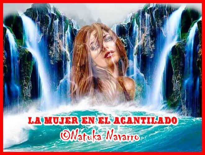 La Mujer En El Acantilado